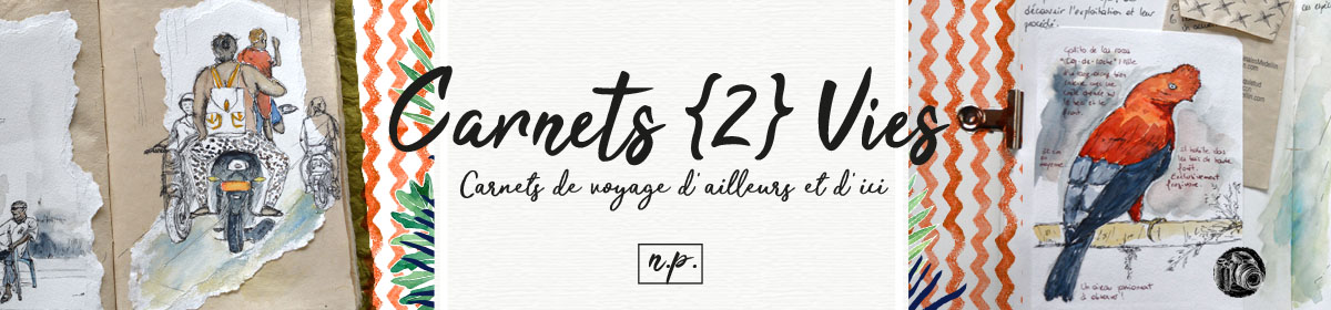 Carnets{2}vies © Nathalie Pinto