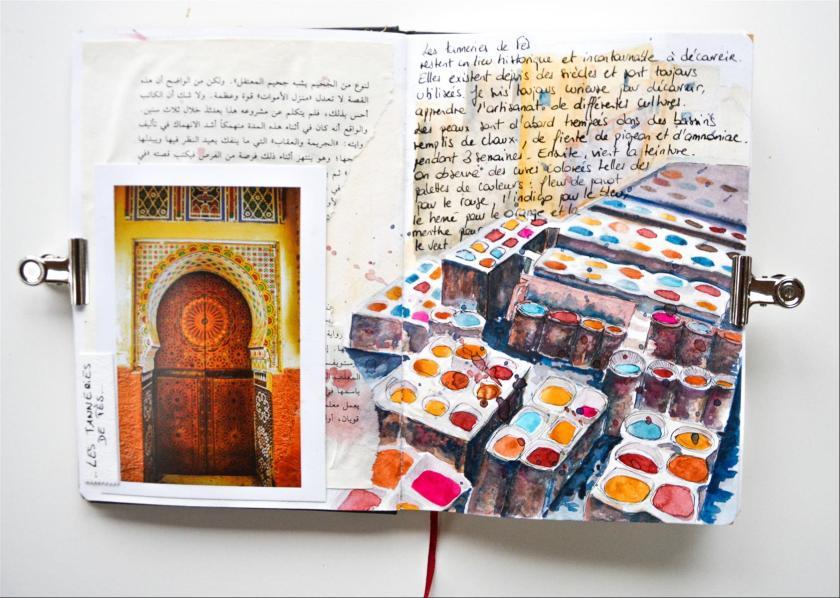 Tanneries_Fès_Maroc